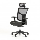 VIG Stewart Black Office Chair Available Online in Dallas Fort Worth Texas