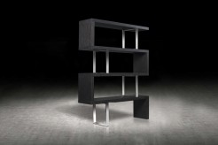 VIG Maze Grey Elm Bookcase Available Online in Dallas Fort Worth Texas