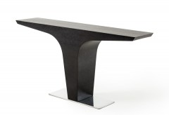 VIG Bismarck Wenge Console Table Available Online in Dallas Fort Worth Texas