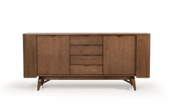 VIG Fallon Walnut Buffet Available Online in Dallas Fort Worth Texas