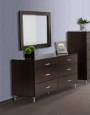 VIG Bravo Wenge Mirror Available Online in Dallas Fort Worth Texas
