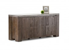 VIG Urban Concrete Top Buffet Available Online in Dallas Fort Worth Texas