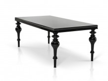 VIG Versus Bella Black Dining Table Available Online in Dallas Fort Worth Texas