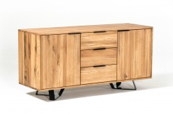 Nova Domus Pisa Drift Oak Buffet Available Online in Dallas Fort Worth Texas