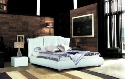 Modrest 701X Eco-leather Bed Available Online in Dallas Fort Worth Texas