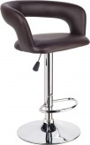 VIG Modrest FS Brown Bar Stool Available Online in Dallas Fort Worth Texas