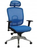 VIG Liberty Blue Office Chair Available Online in Dallas Fort Worth Texas