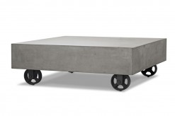 VIG Darco Concrete Coffee Table... Available Online in Dallas Fort Worth Texas