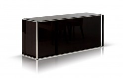 VIG Noble Ebony Lacquer Buffet Available Online in Dallas Fort Worth Texas