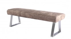 Zane Brown Fabric Dining Bench Available Online in Dallas Fort Worth Texas