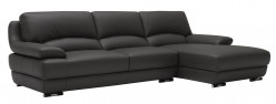VIG Divani Casa Black Sectional... Available Online in Dallas Fort Worth Texas