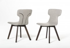 Zach Grey Dining Chair Available Online in Dallas Fort Worth Texas