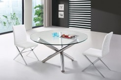 VIG Modrest Frau Round Dining Table Available Online in Dallas Fort Worth Texas
