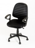 VIG Arthur Black Office Chair Available Online in Dallas Fort Worth Texas