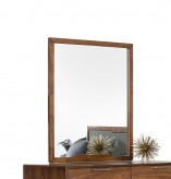 Nova Domus Soria Walnut Mirror Available Online in Dallas Fort Worth Texas