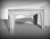 VIG Stardust Mirrored Console T... Available Online in Dallas Fort Worth Texas