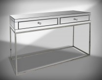 VIG Lydford Mirrored Console Ta... Available Online in Dallas Fort Worth Texas