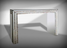 VIG Mirabelle Mirrored Console ... Available Online in Dallas Fort Worth Texas