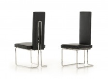 VIG Arcadia Black Dining Chair Available Online in Dallas Fort Worth Texas