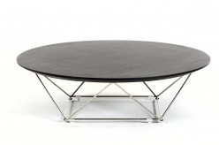 VIG Spoke Wenge Coffee Table Available Online in Dallas Fort Worth Texas