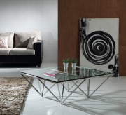 VIG Newark Glass Coffee Table Available Online in Dallas Fort Worth Texas