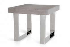 VIG Lola Grey End Table Available Online in Dallas Fort Worth Texas