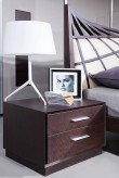 Prism Brown Oak Nightstand Available Online in Dallas Fort Worth Texas