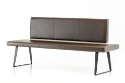 VIG Union Brown Leatherette Din... Available Online in Dallas Fort Worth Texas