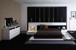 VIG Impera Lacquer Platform Bed Available Online in Dallas Fort Worth Texas