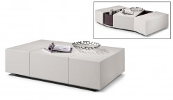 VIG Dozz White Coffee Table Available Online in Dallas Fort Worth Texas