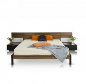 VIG Rondo Bed With Nightstand Available Online in Dallas Fort Worth Texas