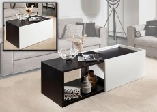 VIG Elixir Two Tone Coffee Table Available Online in Dallas Fort Worth Texas