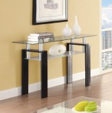Coaster The Contempo Sofa Table Available Online in Dallas Fort Worth Texas