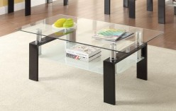 Coaster The Contempo Coffee Table Available Online in Dallas Fort Worth Texas