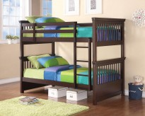 Coaster Oliver Twin/Twin Bunk Bed Available Online in Dallas Fort Worth Texas