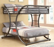 San Jose Full/Full C Bunk Bed Available Online in Dallas Fort Worth Texas