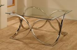 Coaster The X-Curve Coffee Table Available Online in Dallas Fort Worth Texas