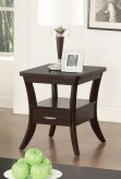 Coaster The Coventry End Table Available Online in Dallas Fort Worth Texas
