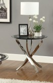 The Ribbon End Table Available Online in Dallas Fort Worth Texas