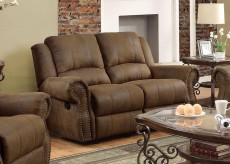 Rawlinson Glider Reclining Loveseat Available Online in Dallas Fort Worth Texas