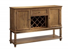 Coaster Parkins Server & Sideboard Available Online in Dallas Fort Worth Texas