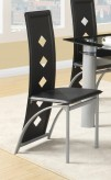 Coaster Fontana Side Chair Available Online in Dallas Fort Worth Texas