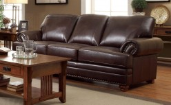 Colton Brown Sofa Available Online in Dallas Fort Worth Texas