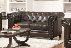 Roy Tufted Loveseat Available Online in Dallas Fort Worth Texas