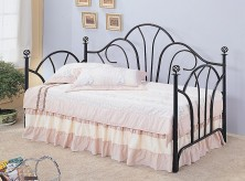 Coaster Charlotte Twin Black Daybed Available Online in Dallas Fort Worth Texas