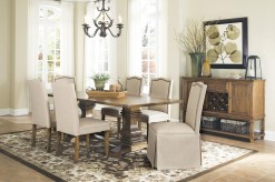 Parkins 5pc Dining Room Set Available Online in Dallas Fort Worth Texas