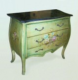 Yuan Tai Lola Green Bombe Chest Available Online in Dallas Fort Worth Texas