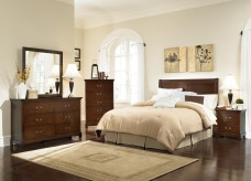 Tatiana Queen / Full 5pc Bedroom Group Available Online in Dallas Texas