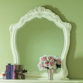 Homelegance Cinderella White Mirror Available Online in Dallas Fort Worth Texas