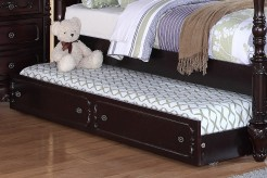 Homelegance Cinderella Cherry Twin Trundle Available Online in Dallas Fort Worth Texas